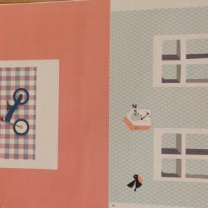 Samolepky pro domek pro panenky | INDOOR FUN