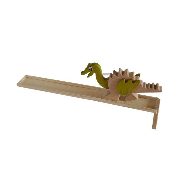 Dřevěný chodící drak