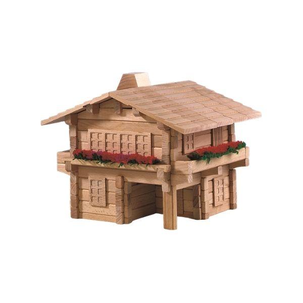 Dřevěná stavebnice pro děti - Archa Alpen 2