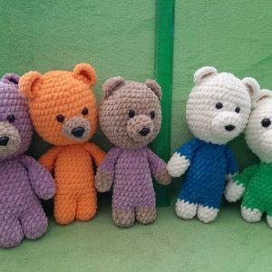 Háčkovaní medvídci | INDOOR FUN