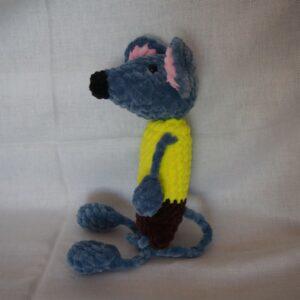 Háčkovaná myška | INDOOR FUN