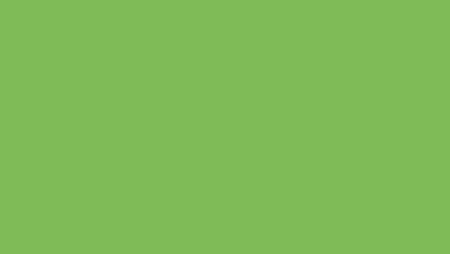 Zelený banner